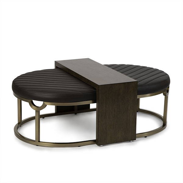 CH4930 Upholstered Coffee Table