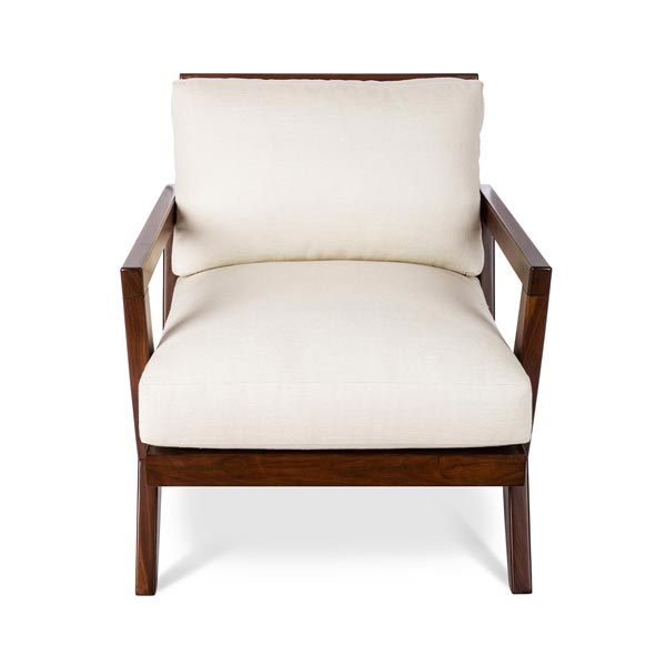 WC2731 Lounge Chair with Cane